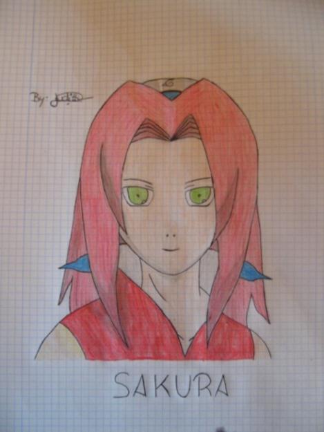 Sakura Haruno. By: JMRP
