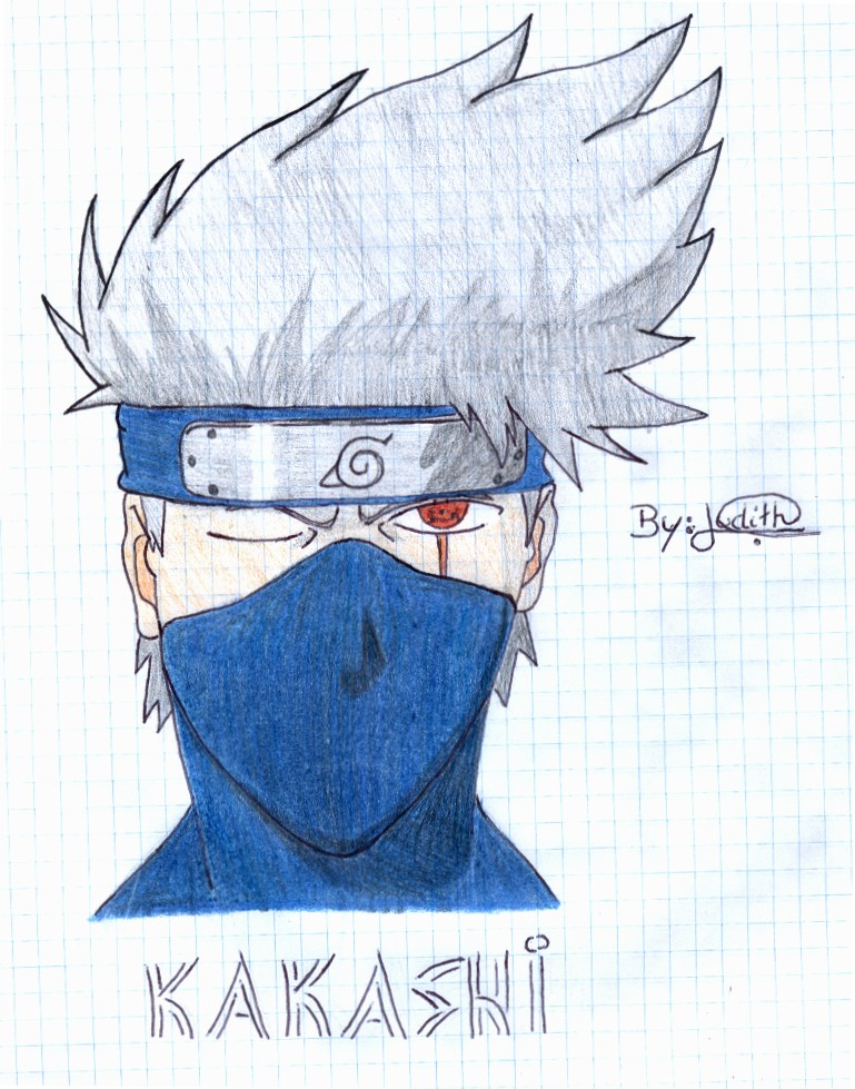 Dibujos de Judichan Autora  Naruto Anime