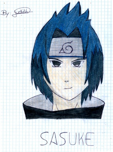 Sasuke Uchiha. By: JMRP